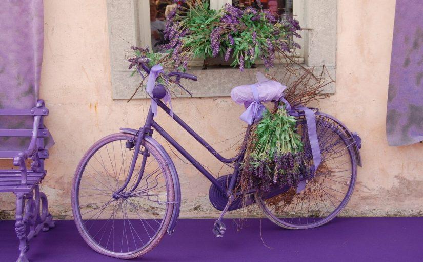 Inne są rowery do jazdy po mieście i na trasy