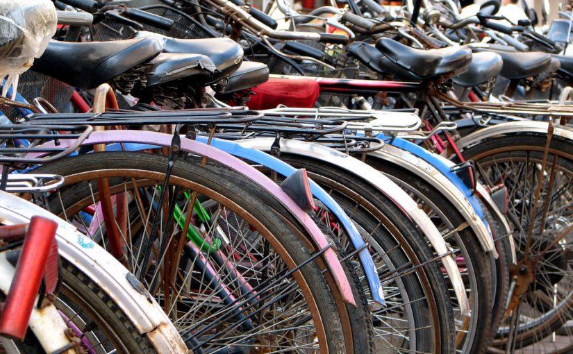 Może nowy rower na wiosnę?